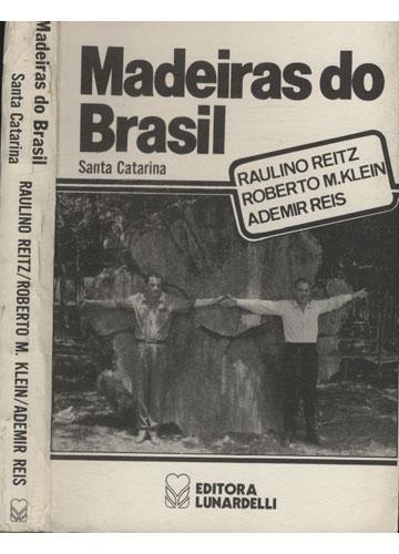 Madeiras do Brasil - Santa Catarina