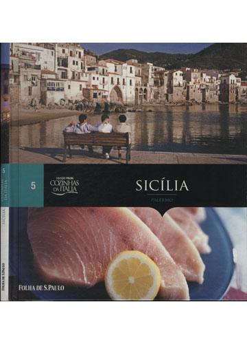 Cozinhas da Itália - Volume 5 - Sicília / Palermo