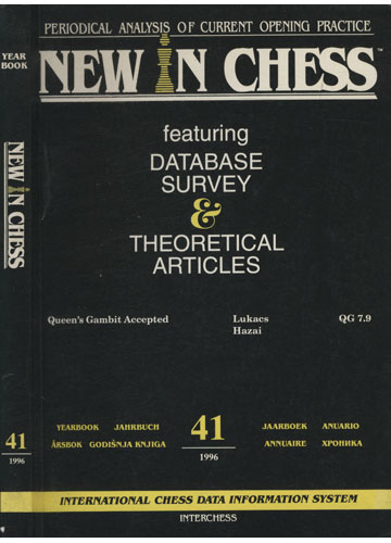 New In Chess - Yearbook - Nº.41 - 1996