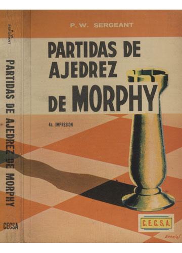Partidas de Ajedrez de Morphy
