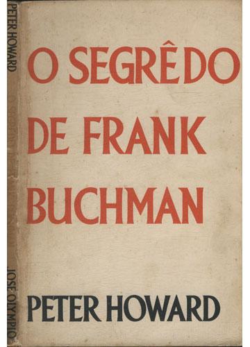 O Segrêdo de Frank Buchman