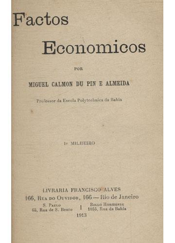Factos Economicos