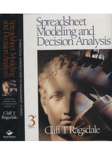 Spreadsheet Modeling And Decision Analysis - A Practical Introduction to Management Science - Com 2 CDs