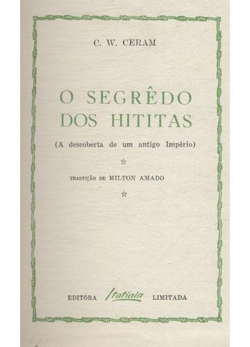 O Segredo do Hititas