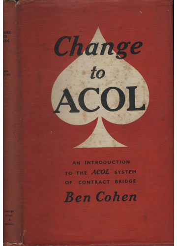 Change to ACOL