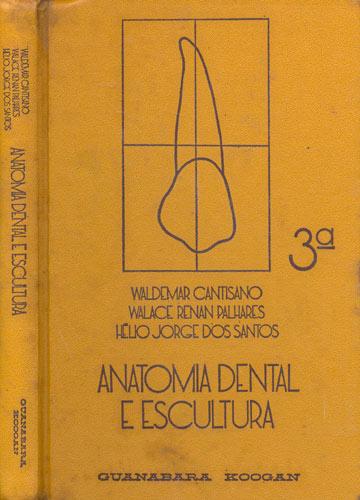 livro de escultura dental