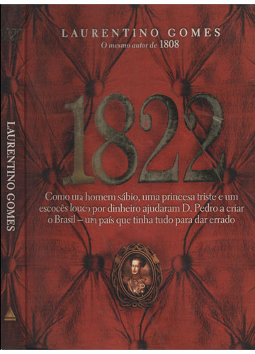 Livro - 1822 - Sebo do Messias