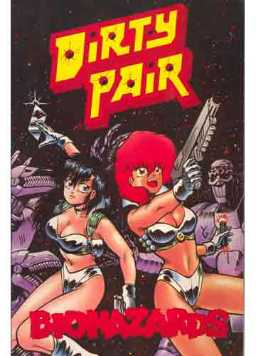 Dirty Pair - Biohazard