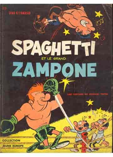 Spaghetti et le Grand Zampone