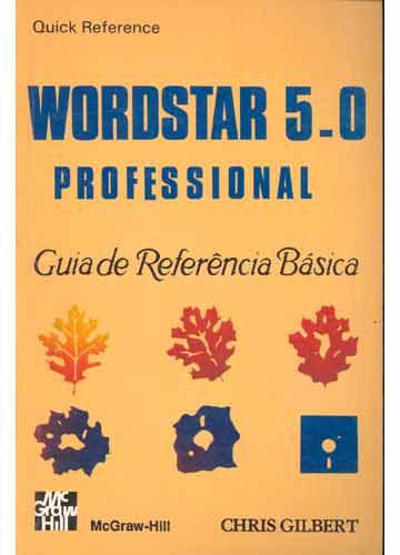 Wordstar 5.0 Professional