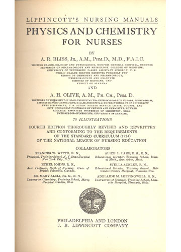 Lippincott's Nursing Manuals