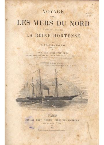 Voyage dans Les Mers Du Nord