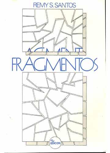 Fragmentos - Com Dedicatória do Autor