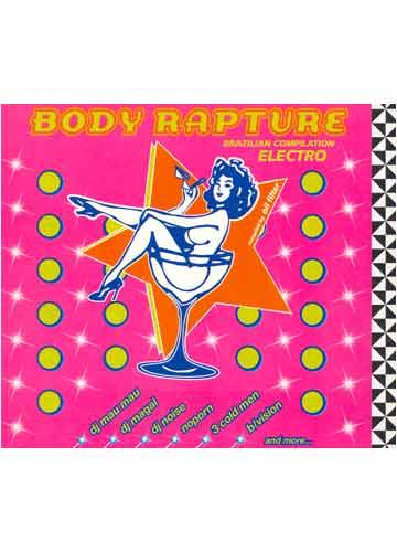 Body Rapture - Brazilian Compilation Electro