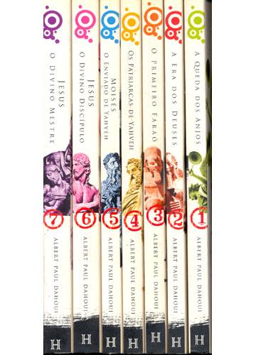 livros a saga dos capelinos