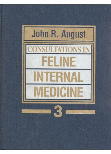 Consultations in Feline Internal Medicine - Volume 3