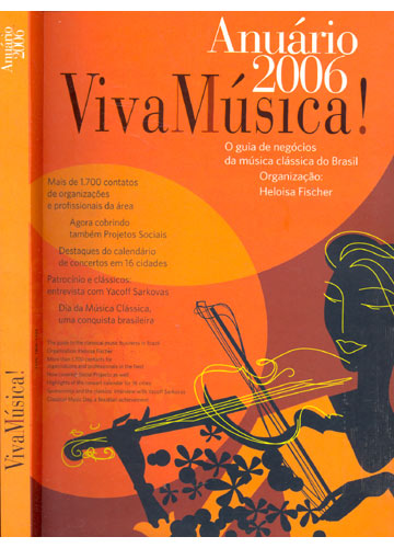 Viva Música! Anuário 2006