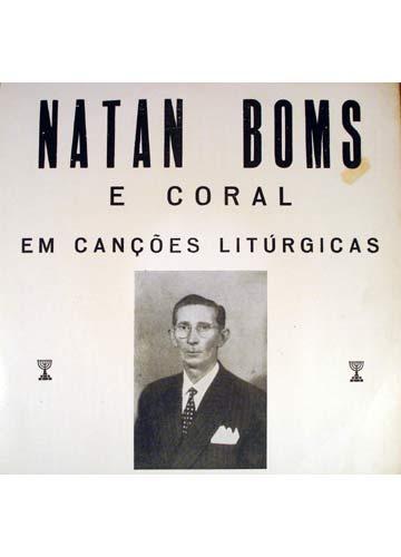 Natan Boms e Coral em Canções litúrgicas
