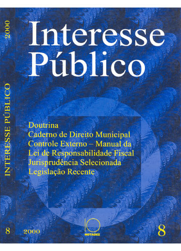 Interesse Público - Nº 8