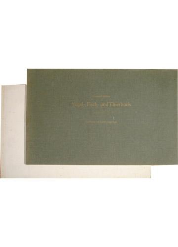 Vogel Fisch und Thierbuch - Fac-Simile - 2 Volumes