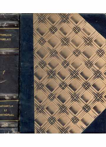 Gargantua et Pantagruel - 4 Volumes