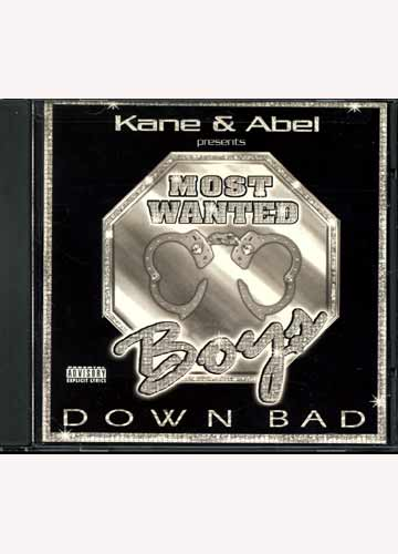 Most Wanted Boys - Down Bad