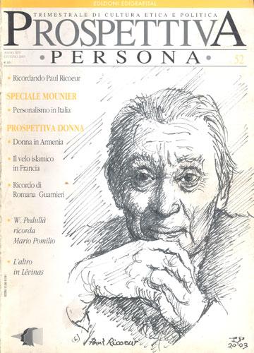 Prospettiva - Persona - N° 52