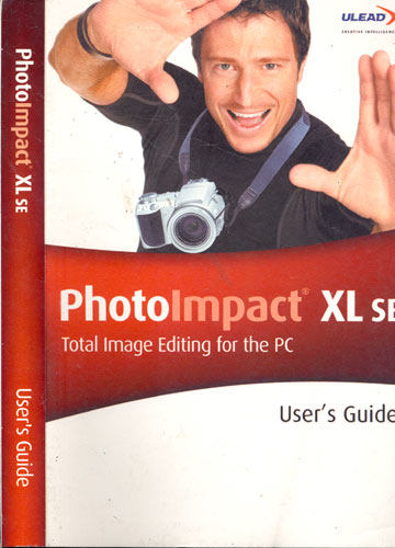 PhotoImpact XL se - User´s Guide