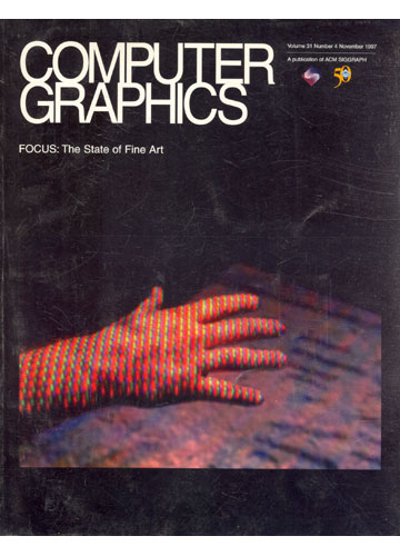 ACM SIGGRAPH - Computer Graphics - Volume 31 - Number 4 - November 1997