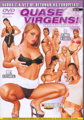 Filme porno com virgens