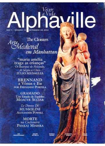 Viver a Vida Alphaville - Ano 2002 - N°.15