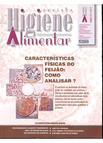 Higiene Alimentar - Ano 2004 - N°.126 / 127 - Volume 18
