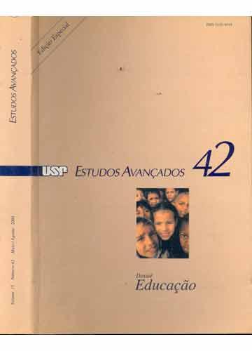 Estudos Avançados - Volume 15 - Número 42 - Maio / Agosto 2001