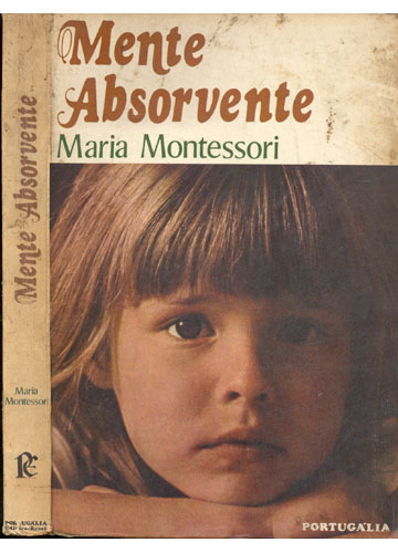 Livro - Mente Absorvente - Sebo do Messias