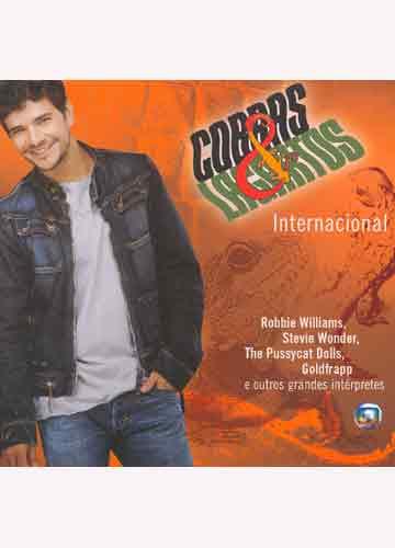 cd da novela cobras e lagartos internacional