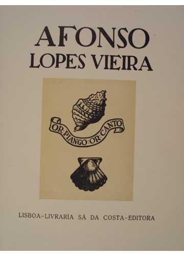 Afonso Lopes Vieira (1878-1946) - In Memoriam