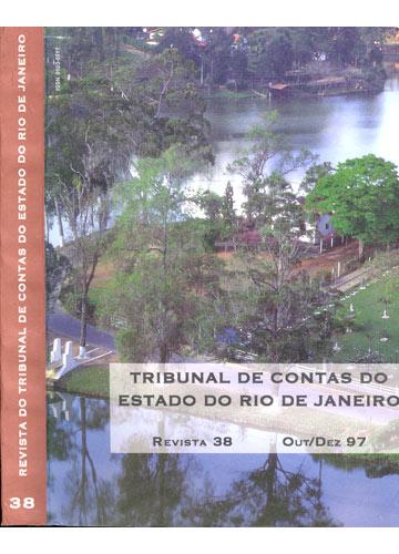 Revista do Tribunal de Contas do Estado do Rio de Janeiro - Número 38