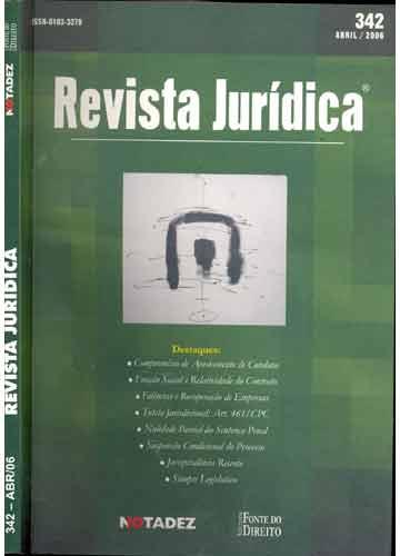 Revista Jurídica - Nº.342