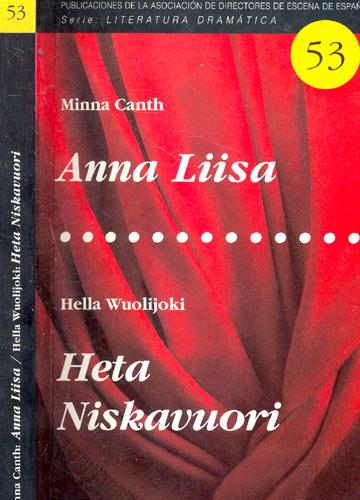 Anna Lisa / Heta Niskavuori