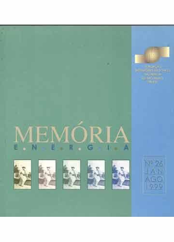 Memória Energia - Nº 26