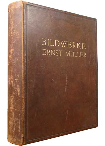 Bildwerke Ernst Müller - 121 Pranchas Com Fotos