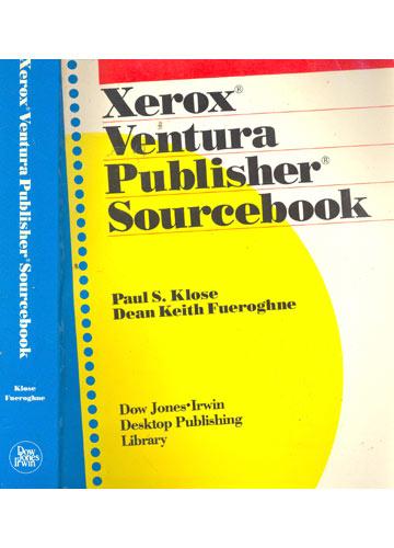 Xerox Ventura Publisher Sourcebook
