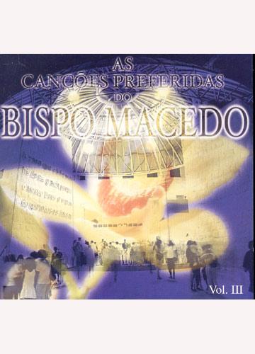 cd as cancoes preferidas do bispo edir macedo