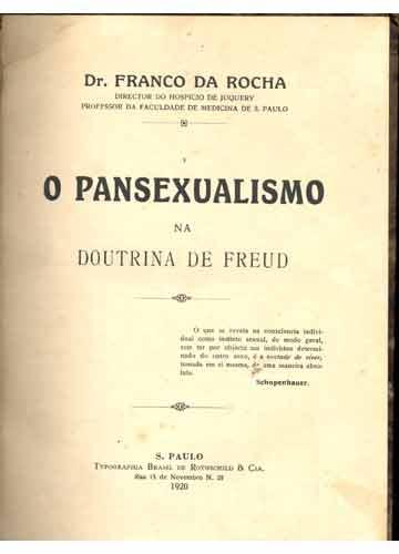Pansexualismo de freud wikipedia
