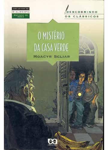 Livro - O Mistério da Casa Verde - Sebo do Messias