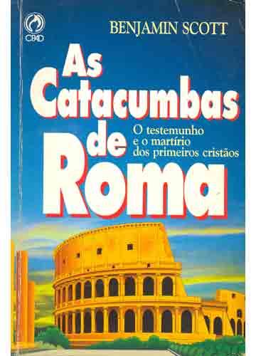 o livro as catacumbas de roma
