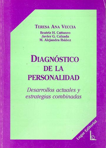 Diagnóstico de la Personalidad