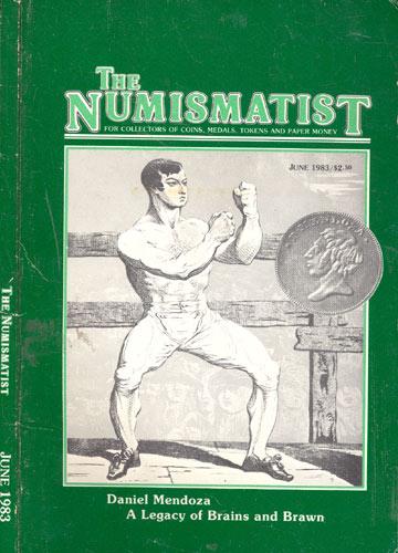 The Numismatist - June 1983 - Volume 96 - Nº.6