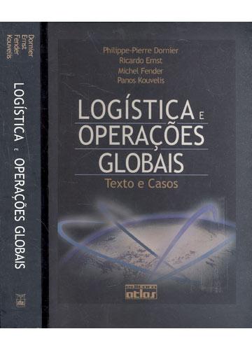 Livro logstica e operaes globais sebo do messias logstica e operaes globais fandeluxe Choice Image