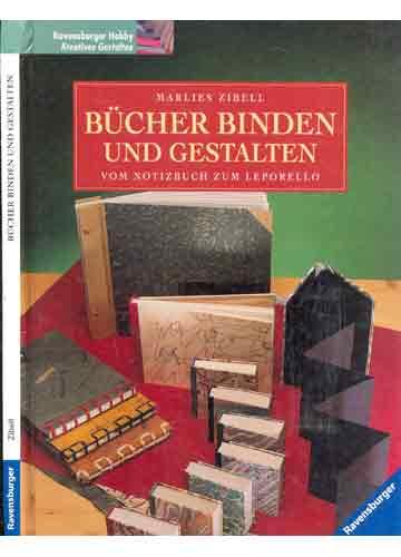 Bücher Binden Und Gestalten